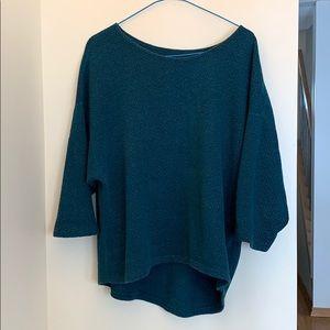 American Apparel 3/4 length sleeve sweater